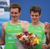 Triathlon, Where Blood Is Thicker Than Water