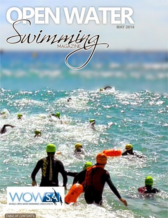 May 2014 Issue - Open Water Swimming Magazine