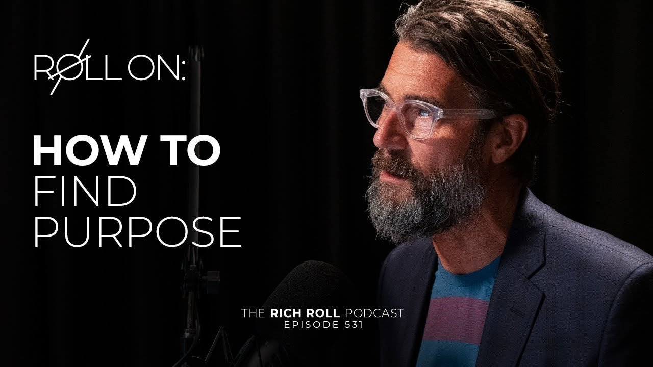 Roll On With Adam Skolnick Finding Purpose
