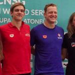 Marathon Swim World Series Results From Balatonfüred - Men