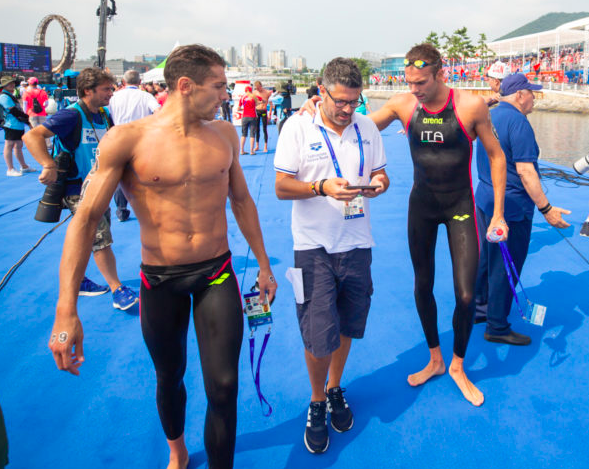 Mario Sanzullo Qualifies For 2020 Tokyo Olympics