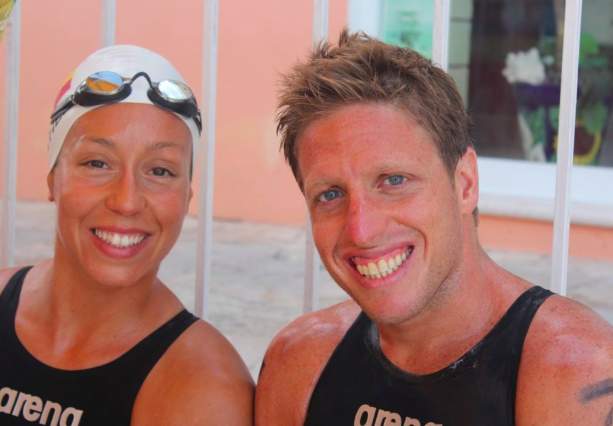 Esther Nuñez Morera Honored By International Swimming Hall Of Fame