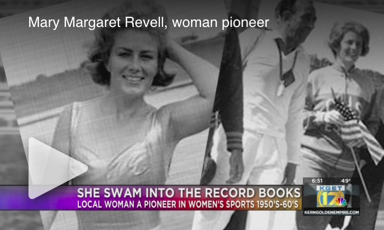 Mary Margaret Revell's Romance With The Water