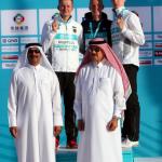 Marc-Antoine Olivier Wins FINA/CNSG Marathon Swim World Series In Doha