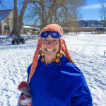 First-time Ice Milers, Winter Wonders