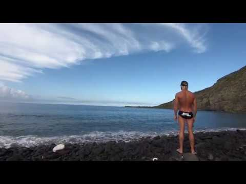 Terence Bell, Pioneer Around Kaua'i, Looking For Swim Buddies