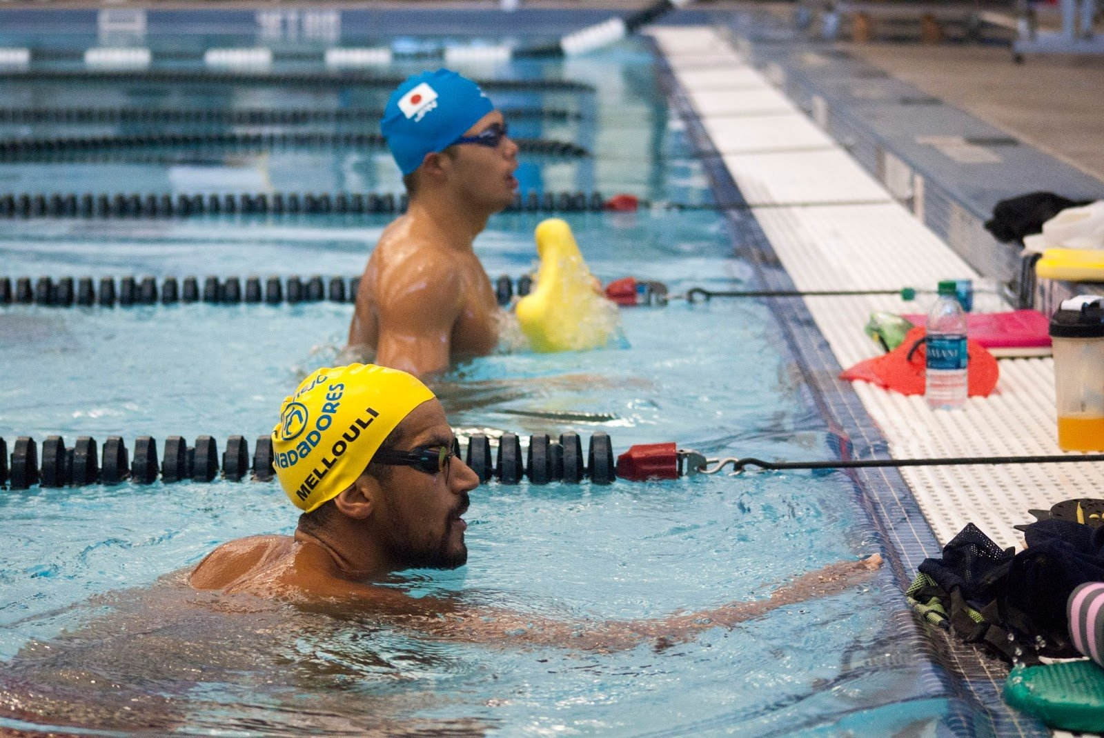 How Fast Do Olympic 10K Swimmers Train?