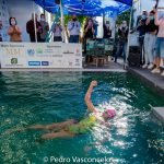 Mayra Santos Sets Longest Continuous Swim In A Counter Current Pool Record