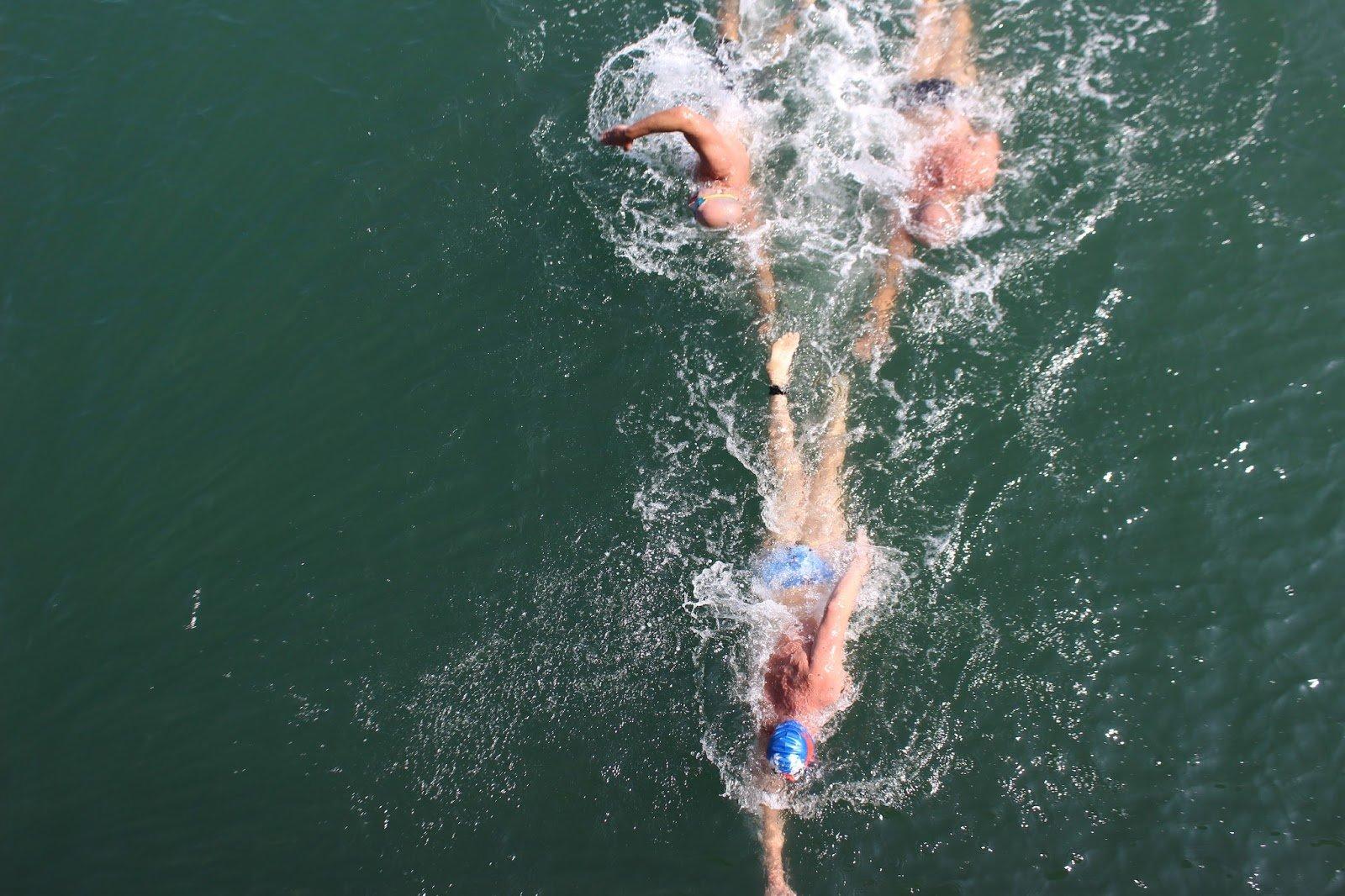 Naples Island Swim, A California Classic
