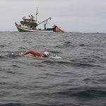Nadadores de Ponta Negra Complete Travessia do Leme ao Pontal